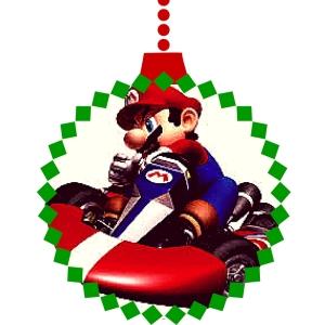 Racing Video Games, Mario Kart