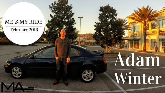Me & My Ride: Adam Winter
